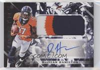 Rookie Jumbo Patch Autographs - DaeSean Hamilton