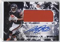 Rookie Jumbo Patch Autographs - Anthony Miller