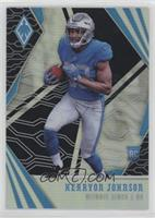 Rookies - Kerryon Johnson /10
