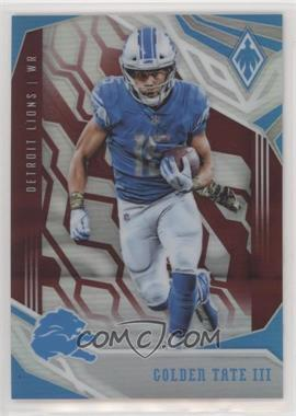 2018 Panini Phoenix - [Base] - Red #34 - Golden Tate III /299
