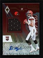 Baker Mayfield #/80