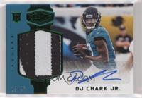 Rookie Patch Autographs - DJ Chark Jr. #/25