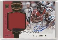 Rookie Patch Autographs - Ito Smith [EXtoNM] #/99