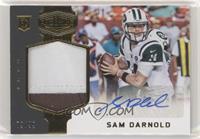 Rookie Patch Autographs - Sam Darnold #/99