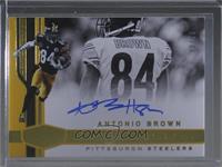 Antonio Brown #/10