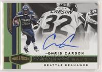 Chris Carson /60