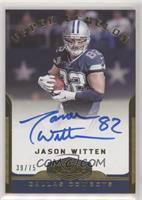 Jason Witten #/75