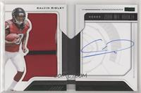 Rookie Playbook Jersey Autograph - Calvin Ridley #7/75