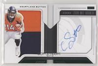 Rookie Playbook Jersey Autograph - Courtland Sutton #/25