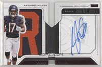 Rookie Playbook Jersey Autograph - Anthony Miller /10