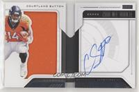 Rookie Playbook Jersey Autograph - Courtland Sutton #/125