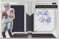 Rookie Playbook Jersey Autograph - Mike White /125