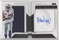 Rookie Playbook Jersey Autograph - Michael Gallup /125
