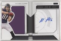 Rookie Playbook Jersey Autograph - Hayden Hurst /125