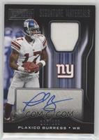 Plaxico Burress [EX to NM] #/199