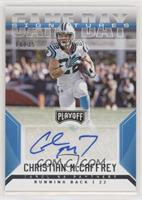 Christian McCaffrey #18/35