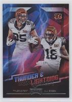 Tyler Eifert, A.J. Green [EX to NM]