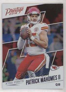 2018 Panini Prestige - [Base] - Extra Points Purple #22 - Patrick Mahomes II