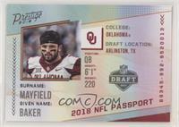 Baker Mayfield [EXtoNM]