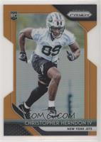 Rookies - Christopher Herndon IV #/249