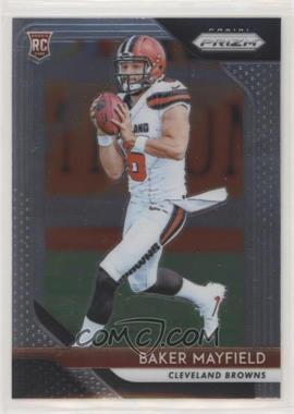 2018 Panini Prizm - [Base] #201 - Rookies - Baker Mayfield