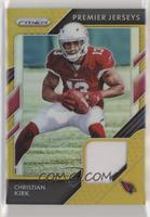 Christian Kirk [Noted] #/25