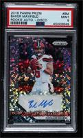 Baker Mayfield [PSA 9 MINT]