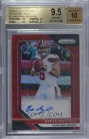 Baker Mayfield [BGS 9.5 GEM MINT] #/199