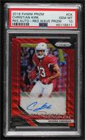 Christian Kirk [PSA 10 GEM MT] #/49