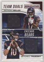 Anthony Miller, Mitchell Trubisky /99