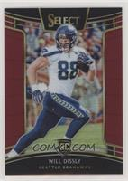 Concourse - Will Dissly #/99