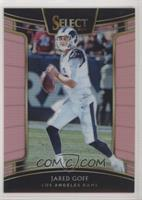 Concourse - Jared Goff #/10