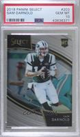 Field Level - Sam Darnold [PSA 10 GEM MT]