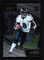 Field Level - Lamar Jackson