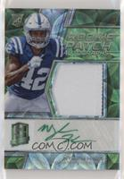 Rookie Patch Autographs - Nyheim Hines #/60