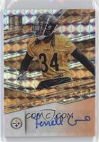 Rookie Autographs - Terrell Edmunds #/10