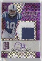 Rookie Patch Autographs - Daurice Fountain #/50