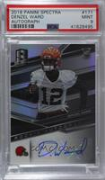 Rookie Autographs - Denzel Ward [PSA 9 MINT] #/199