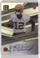 Rookie Autographs - Denzel Ward /199