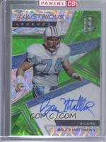 Bruce Matthews [Uncirculated] #/25