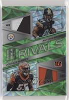 Vontaze Burfict, Antonio Brown #/25
