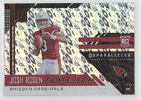 Rookies - Josh Rosen