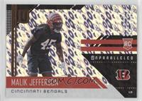 Rookies - Malik Jefferson