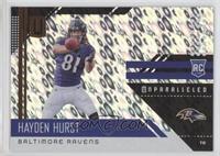 Rookies - Hayden Hurst