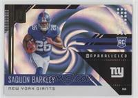 Rookies - Saquon Barkley /100