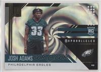 Rookies - Josh Adams #/100