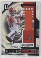 Baker Mayfield /50