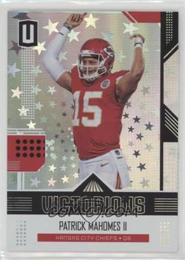2018 Panini Unparalleled - Victorious - Astral #VT-PM - Patrick Mahomes II /200