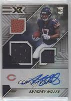 Rookie Triple Swatch Autographs - Anthony Miller /199