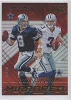 Mike White, Tony Romo #/35